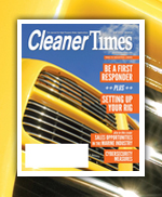 cleaning company magazine
