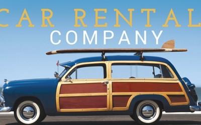 Jacksonville Car Rental  Years Old