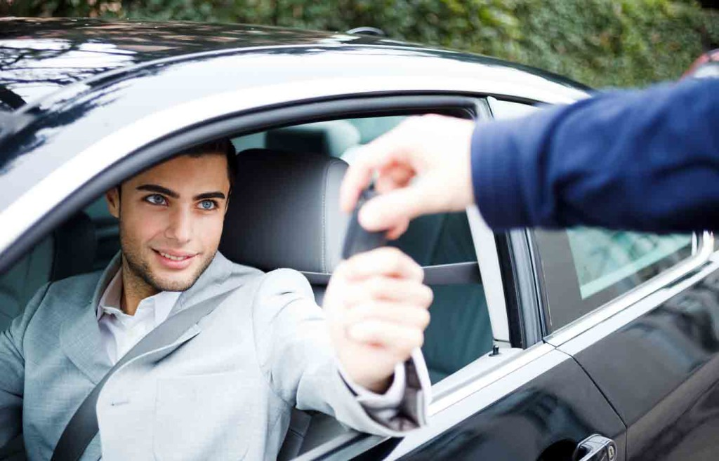 Rental car company