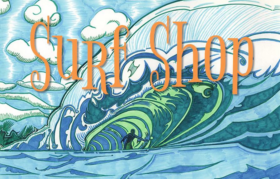 Jacksonville Top Surf Shop For Sale!