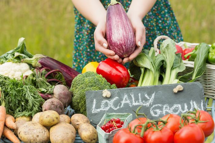 Natural Foods vs. Locally Grown