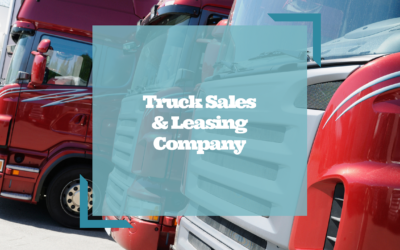 Truck Sales and Leasing Business For Sale Jacksonville FL