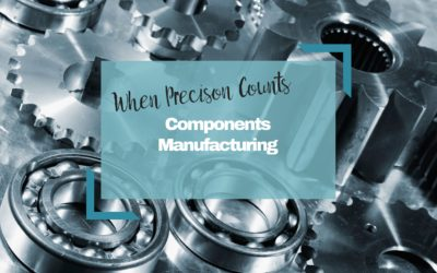 Precision Components Manufacturing – Price Reduced