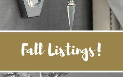 Fall Listings