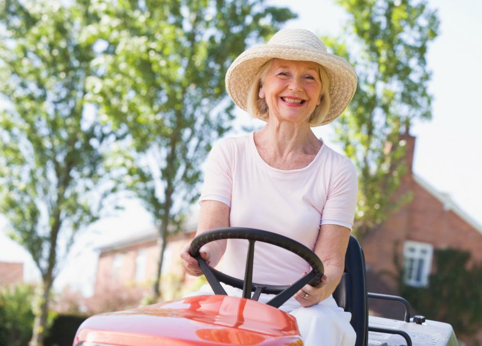 Lawn Mower Repair Store + December Listings