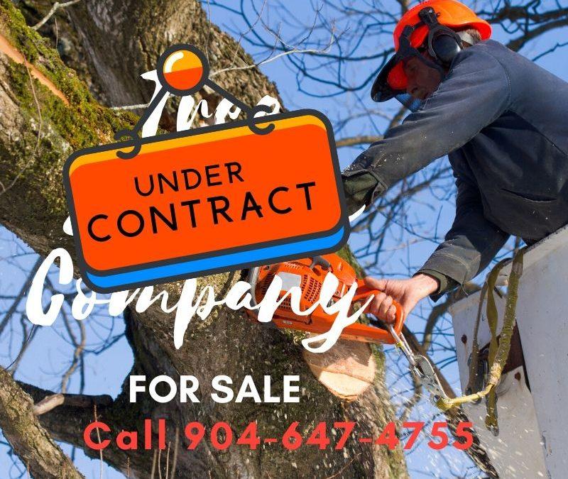 Jacksonville Tree Service Company For Sale