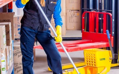 Jacksonville Janitorial Company For Sale – Specializes in Medical ++