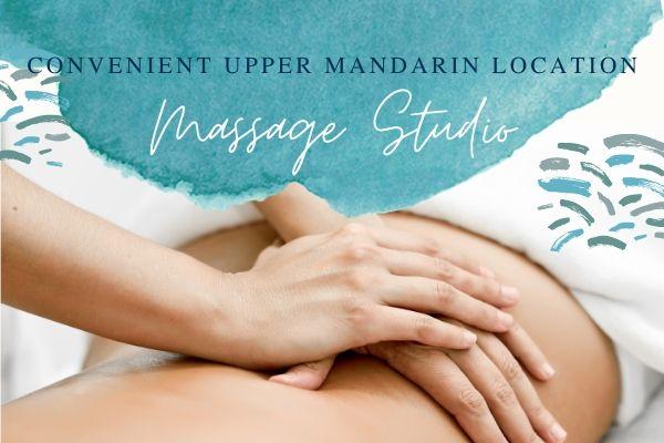 Massage Studio for sale